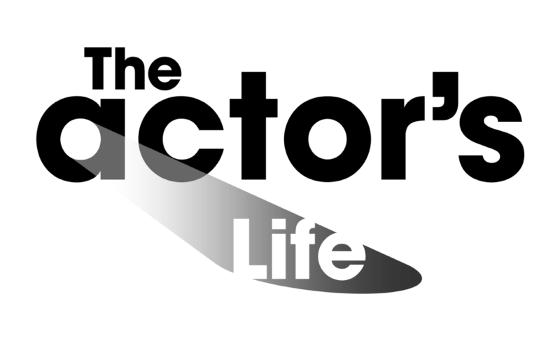 The Actor's Life Logo - Actor tips and resources